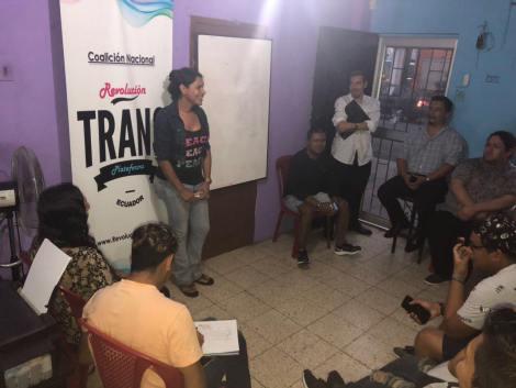 3era reunion prepartorio orgullo guayaquil 2018 - gay pride guayaquil ecuador 1