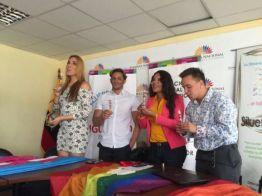 Acto Inaugural y sesión Solemne del Orgullo Guayaquil 2017 - Gay Pride Ecuador 11