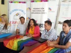 Acto Inaugural y sesión Solemne del Orgullo Guayaquil 2017 - Gay Pride Ecuador 12
