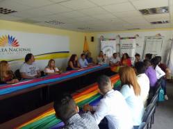 Acto Inaugural y sesión Solemne del Orgullo Guayaquil 2017 - Gay Pride Ecuador (2)