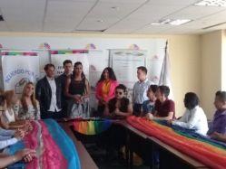 Acto Inaugural y sesión Solemne del Orgullo Guayaquil 2017 - Gay Pride Ecuador 5