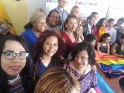Acto Inaugural y sesión Solemne del Orgullo Guayaquil 2017 - Gay Pride Ecuador 6