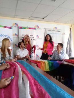 Acto Inaugural y sesión Solemne del Orgullo Guayaquil 2017 - Gay Pride Ecuador 9