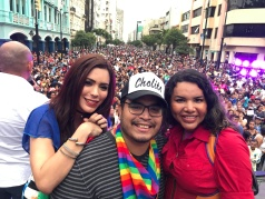 Diane Rodriguez Memorias del Orgullo Guayaquil - Gay Pride Guayaquil Ecuador 2017 - Orgullo y diversidad sexual lgbt 1 (3)