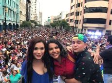 Diane Rodriguez - transgenero Memorias del Orgullo Guayaquil - Gay Pride Guayaquil Ecuador 2017 - Orgullo y diversidad sexual lgbt (10)