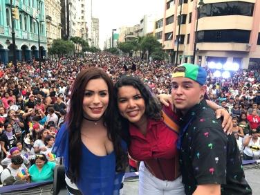 Diane Rodriguez - transgenero Memorias del Orgullo Guayaquil - Gay Pride Guayaquil Ecuador 2017 - Orgullo y diversidad sexual lgbt (11)
