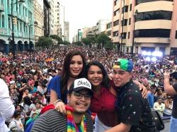 Diane Rodriguez - transgenero Memorias del Orgullo Guayaquil - Gay Pride Guayaquil Ecuador 2017 - Orgullo y diversidad sexual lgbt (13)