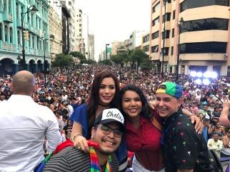 Diane Rodriguez - transgenero Memorias del Orgullo Guayaquil - Gay Pride Guayaquil Ecuador 2017 - Orgullo y diversidad sexual lgbt (14)