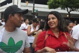 Diane Rodriguez - transgenero Memorias del Orgullo Guayaquil - Gay Pride Guayaquil Ecuador 2017 - Orgullo y diversidad sexual lgbt (17)