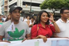 Diane Rodriguez - transgenero Memorias del Orgullo Guayaquil - Gay Pride Guayaquil Ecuador 2017 - Orgullo y diversidad sexual lgbt (18)