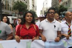 Diane Rodriguez - transgenero Memorias del Orgullo Guayaquil - Gay Pride Guayaquil Ecuador 2017 - Orgullo y diversidad sexual lgbt (2)