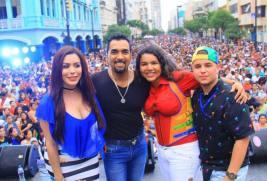 Diane Rodriguez - transgenero Memorias del Orgullo Guayaquil - Gay Pride Guayaquil Ecuador 2017 - Orgullo y diversidad sexual lgbt (3)