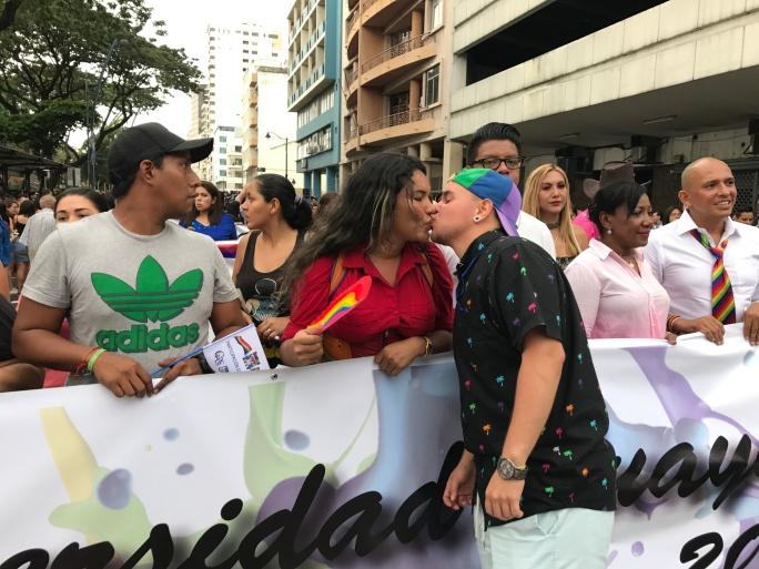 Diane Rodriguez - transgenero Memorias del Orgullo Guayaquil - Gay Pride Guayaquil Ecuador 2017 - Orgullo y diversidad sexual lgbt (5)