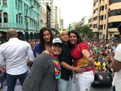 Diane Rodriguez - transgenero Memorias del Orgullo Guayaquil - Gay Pride Guayaquil Ecuador 2017 - Orgullo y diversidad sexual lgbt (9)