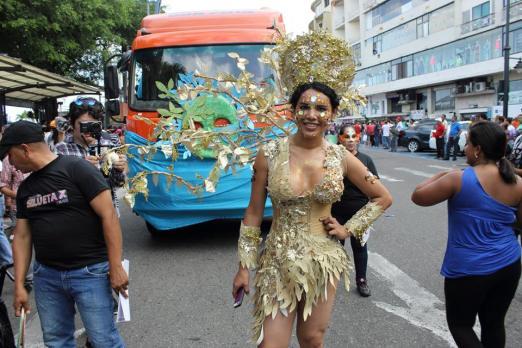 Diane Rodriguez - transgenero - Orgullo Guayaquil - Gay pride Guayaquil - Orgullo LGBT Gay Ecuador Guayaquil 2015 - Orgullo y Diversidad Sexual (198)