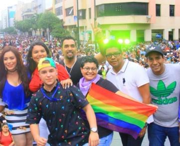 Memorias del Orgullo Guayaquil - Gay Pride Guayaquil Ecuador 2017 - Orgullo y diversidad sexual lgbt 1 (16)