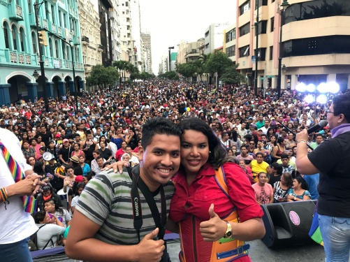 Memorias del Orgullo Guayaquil - Gay Pride Guayaquil Ecuador 2017 - Orgullo y diversidad sexual lgbt (23)