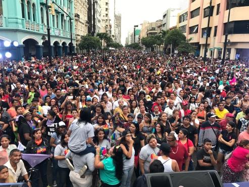 Memorias del Orgullo Guayaquil - Gay Pride Guayaquil Ecuador 2017 - Orgullo y diversidad sexual lgbt (27)