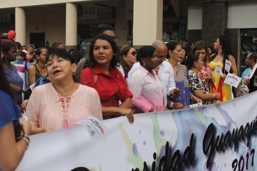 Memorias del Orgullo Guayaquil - Gay Pride Guayaquil Ecuador 2017 - Orgullo y diversidad sexual lgbt (36)