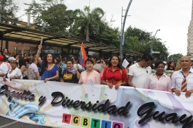Memorias del Orgullo Guayaquil - Gay Pride Guayaquil Ecuador 2017 - Orgullo y diversidad sexual lgbt (41)