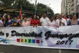 Memorias del Orgullo Guayaquil - Gay Pride Guayaquil Ecuador 2017 - Orgullo y diversidad sexual lgbt (42)