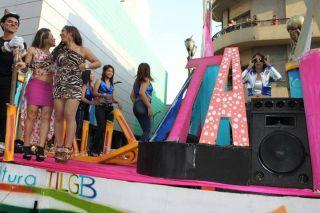 Orgullo Guayaquil - Gay pride Guayaquil - Orgullo LGBT Gay Ecuador Guayaquil 2015 - Asociación SIlueta X Trans (2)