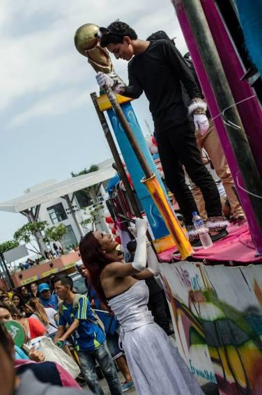 Orgullo Guayaquil - Gay pride Guayaquil - Orgullo LGBT Gay Ecuador Guayaquil 2015 - Asociación SIlueta X Trans (3)