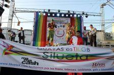 Orgullo Guayaquil - Gay pride Guayaquil - Orgullo LGBT Gay Ecuador Guayaquil 2015 - Asociación Silueta X Transgeneros (4)