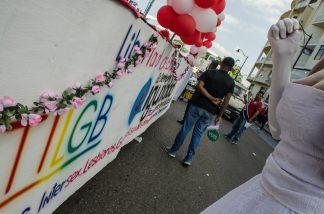 Orgullo Guayaquil - Gay pride Guayaquil - Orgullo LGBT Gay Ecuador Guayaquil 2015 - Campaña tiempo de igualdad (1)