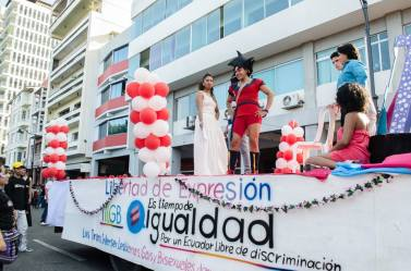 Orgullo Guayaquil - Gay pride Guayaquil - Orgullo LGBT Gay Ecuador Guayaquil 2015 - Campaña tiempo de igualdad (4)