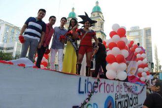 Orgullo Guayaquil - Gay pride Guayaquil - Orgullo LGBT Gay Ecuador Guayaquil 2015 - Campaña tiempo de igualdad (7)