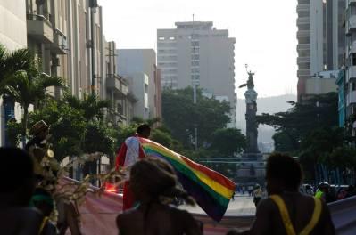 Orgullo Guayaquil - Gay pride Guayaquil - Orgullo LGBT Gay Ecuador Guayaquil 2015 - Orgullo y Diversidad Sexual (102)