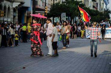 Orgullo Guayaquil - Gay pride Guayaquil - Orgullo LGBT Gay Ecuador Guayaquil 2015 - Orgullo y Diversidad Sexual (109)