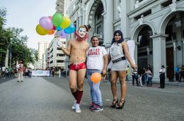 Orgullo Guayaquil - Gay pride Guayaquil - Orgullo LGBT Gay Ecuador Guayaquil 2015 - Orgullo y Diversidad Sexual (111)