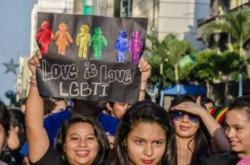 Orgullo Guayaquil - Gay pride Guayaquil - Orgullo LGBT Gay Ecuador Guayaquil 2015 - Orgullo y Diversidad Sexual (119)