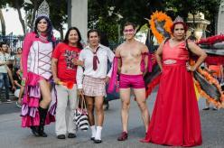 Orgullo Guayaquil - Gay pride Guayaquil - Orgullo LGBT Gay Ecuador Guayaquil 2015 - Orgullo y Diversidad Sexual (21)