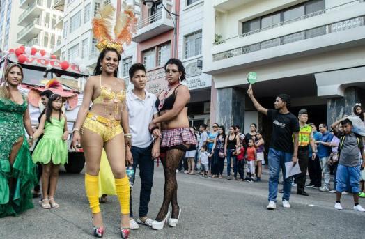 Orgullo Guayaquil - Gay pride Guayaquil - Orgullo LGBT Gay Ecuador Guayaquil 2015 - Orgullo y Diversidad Sexual (44)