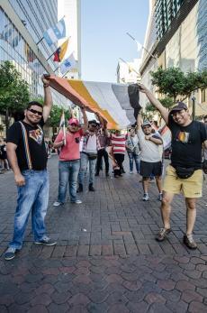 Orgullo Guayaquil - Gay pride Guayaquil - Orgullo LGBT Gay Ecuador Guayaquil 2015 - Orgullo y Diversidad Sexual (54)