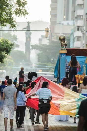 Orgullo Guayaquil - Gay pride Guayaquil - Orgullo LGBT Gay Ecuador Guayaquil 2015 - Orgullo y Diversidad Sexual (63)
