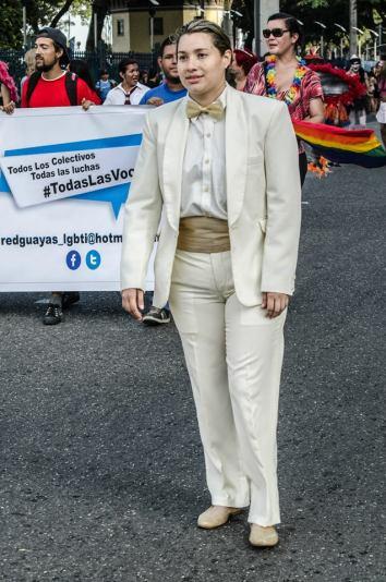 Orgullo Guayaquil - Gay pride Guayaquil - Orgullo LGBT Gay Ecuador Guayaquil 2015 - Orgullo y Diversidad Sexual (64)