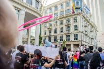 Orgullo Guayaquil - Gay pride Guayaquil - Orgullo LGBT Gay Ecuador Guayaquil 2015 - Orgullo y Diversidad Sexual (66)