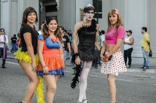 Orgullo Guayaquil - Gay pride Guayaquil - Orgullo LGBT Gay Ecuador Guayaquil 2015 - Orgullo y Diversidad Sexual (78)