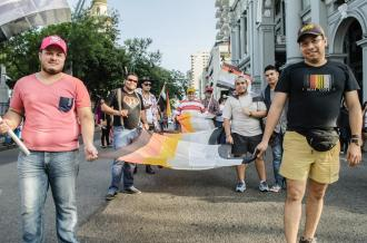 Orgullo Guayaquil - Gay pride Guayaquil - Orgullo LGBT Gay Ecuador Guayaquil 2015 - Orgullo y Diversidad Sexual (94)