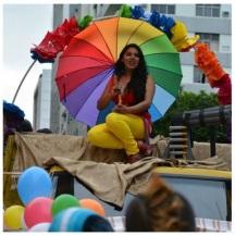 Orgullo Guayaquil o Pride Guayaquil Ecuador 2013 - Asociación SIlueta X - Diane Rodriguez - transgenero transexual (3)
