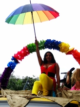 Orgullo Guayaquil o Pride Guayaquil Ecuador 2013 - Asociación SIlueta X - Diane Rodriguez - transgenero transexual (4)