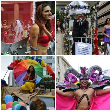 Orgullo Guayaquil o Pride Guayaquil Ecuador 2013 - Asociación SIlueta X - Diane Rodriguez - transgenero transexual (5)