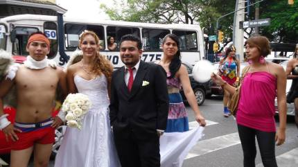 Orgullo Guayaquil o Pride Guayaquil Gay 2013 (1)