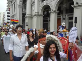 Orgullo Guayaquil o Pride Guayaquil Gay 2013 (10)