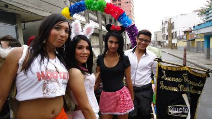Orgullo Guayaquil o Pride Guayaquil Gay 2013 (18)