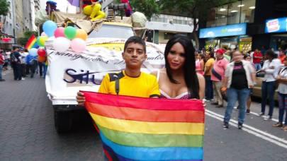 Orgullo Guayaquil o Pride Guayaquil Gay 2013 - Asociación Silueta X (15)